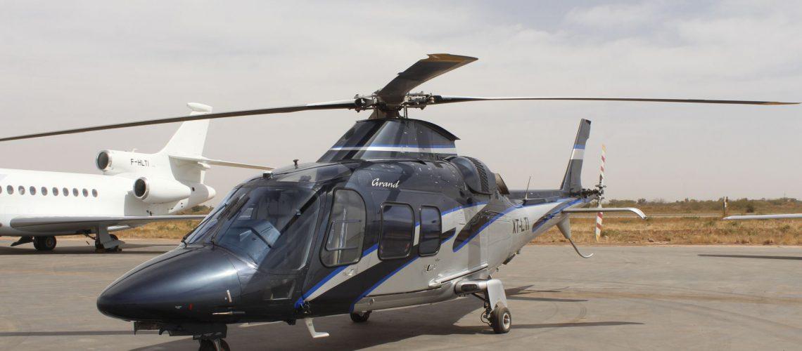 Hélicoptère A109S